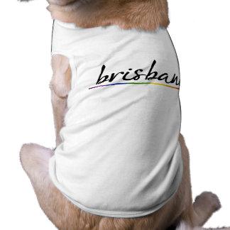 BRISBANE GAY PRIDE -.png Pet Tee