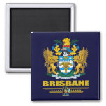 Brisbane Imán De Nevera