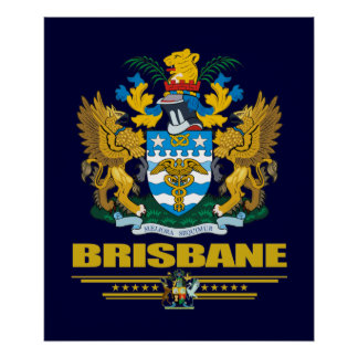 Brisbane Posters