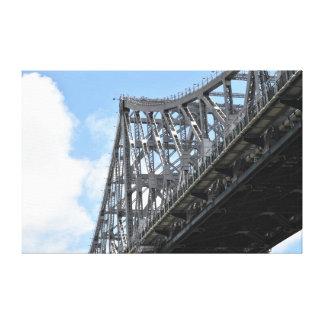 BRISBANE STOREY BRIDGE QUEENSLAND AUSTRALIA CANVAS PRINT