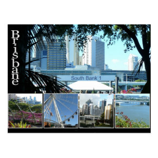 Brisbanes Beautiful Southbank Post Cards