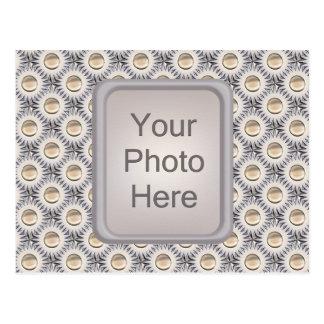 Bristle Dot Postcard