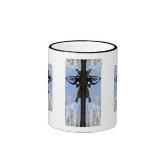 Bristled Cross Mug