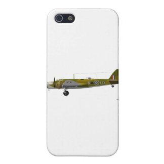 Bristol Aeroplane Co Blenheim iPhone 5 Case