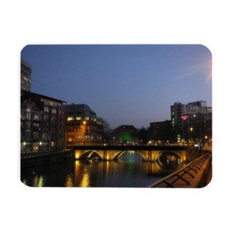 Bristol at Night Magnet