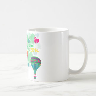 Bristol Balloon Fiesta Drinking Mug