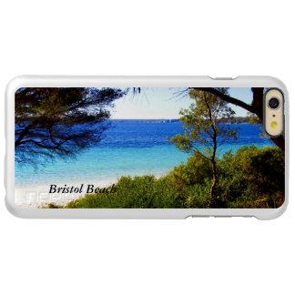 Bristol Beach Incipio Feather® Shine iPhone 6 Plus Case