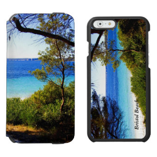 Bristol Beach Incipio Watson™ iPhone 6 Wallet Case