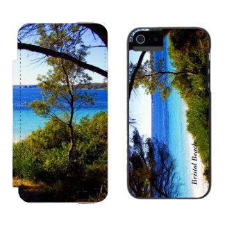 Bristol Beach Incipio Watson™ iPhone 5 Wallet Case