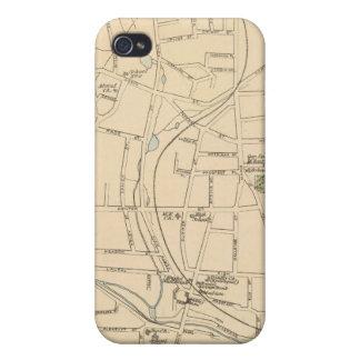 Bristol Borough iPhone 4/4S Cover