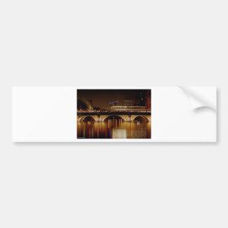 Bristol Bridge Bumper Sticker