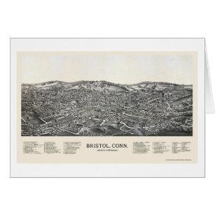 Bristol Ct Map Gifts on Zazzle