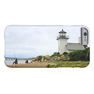 Bristol Ferry Lighthouse, Rhode Island Barely There iPhone 6 Case