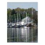 Bristol Harbor Postcard