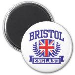 Bristol Imán Redondo 5 Cm