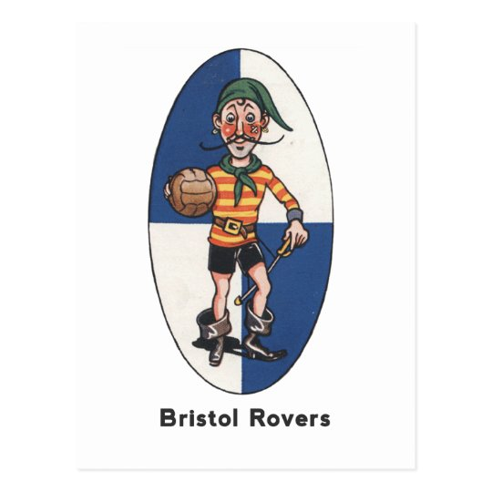 Bristol Rovers Football Club Postcard
