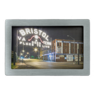Bristol Sign Belt Buckle