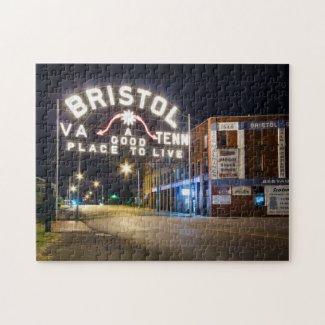 Bristol Sign Puzzle