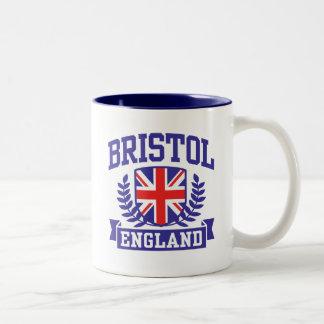 Bristol Two-Tone Coffee Mug