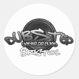 Bristol UK DUBSTEP Dub Grime reggae Electro Sticker