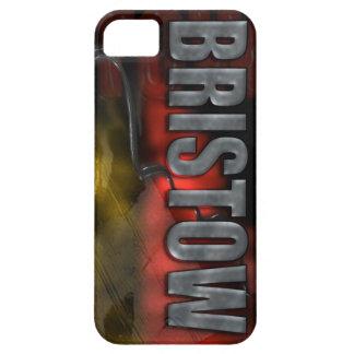 BRISTOW OSCILA las cubiertas del teléfono celular iPhone 5 Carcasas