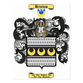 Bristow Postcard