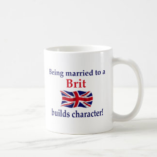 Brit Builds Character Coffee Mug