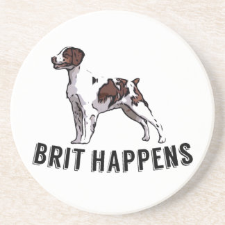 Brit Happens - Brittany Coaster