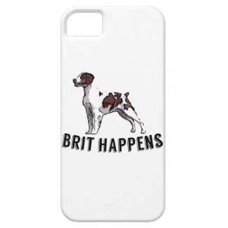Brit Happens - Brittany iPhone SE/5/5s Case