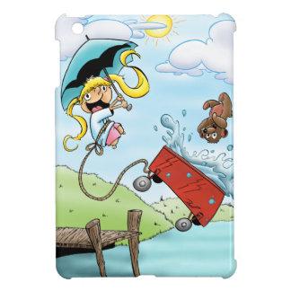Brit & Mr. Bear! iPad Mini Covers