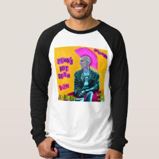 Brit punk 1977 tee shirt