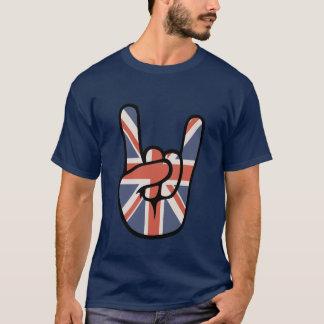 Brit Rock Hand T-Shirt