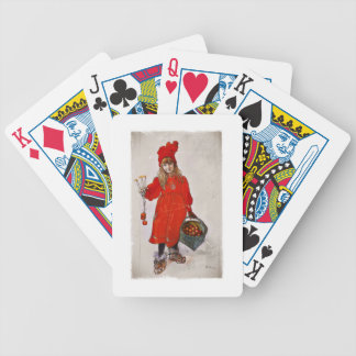 Brita as Iduna Bicycle Playing Cards