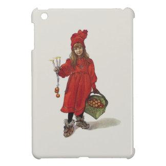 Brita as Iduna Little Swedish Girl Carl Larsson Case For The iPad Mini