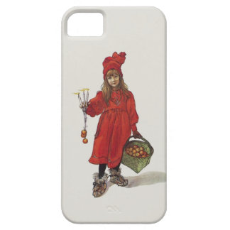 Brita as Iduna Little Swedish Girl Carl Larsson iPhone 5 Cover