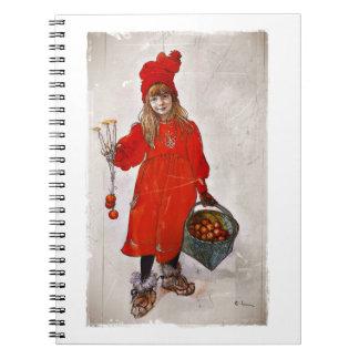 Brita as Iduna Notebook
