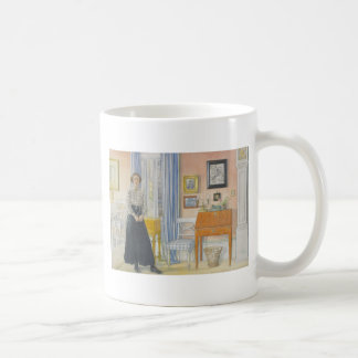 Brita Beside a Writing Desk Coffee Mug