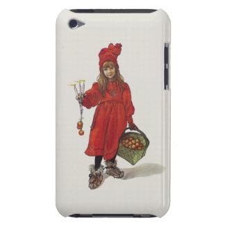 Brita como pequeño chica sueco Carl Larsson de iPod Touch Funda