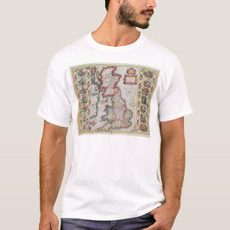 Britain As It Was Devided In The Tyme T-Shirt
