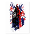 Britain Big Ben Post Card