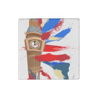 Britain Big Ben Stone Magnet
