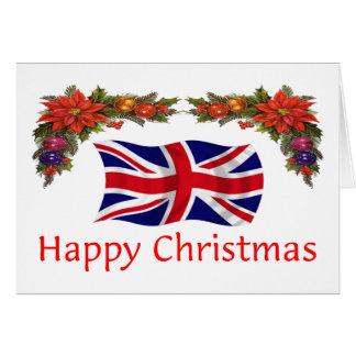 Britain Christmas Card