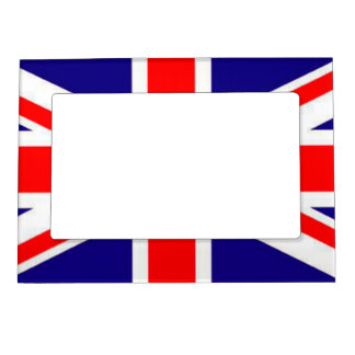 Britain Flag Magnetic Frame