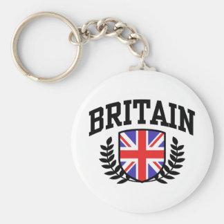 Britain Keychain