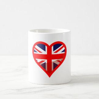 Britain love mug