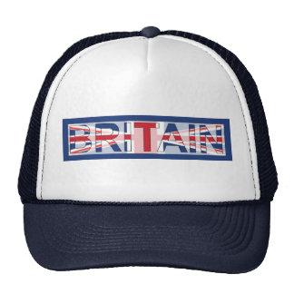 Britain Mesh Hat