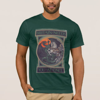 Britain needs you at once! T-Shirt