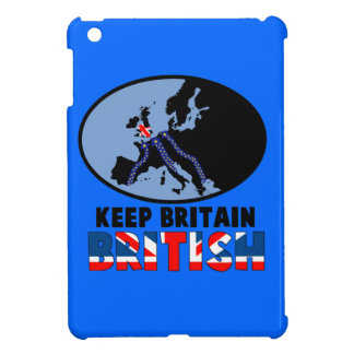 Britain out of Europe iPad Mini Covers
