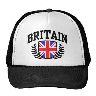 Britain Trucker Hat