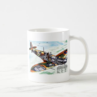 Britain's New Spitfire Coffee Mug